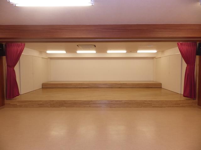 しろくまホールステージ